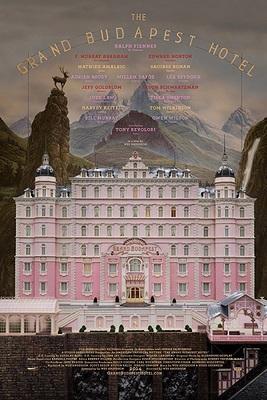 پوستر فیلم هتل بزرگ بوداپست