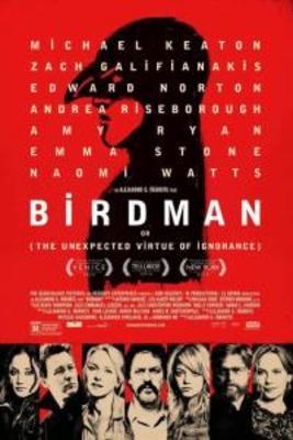پوستر فیلم مرد پرنده