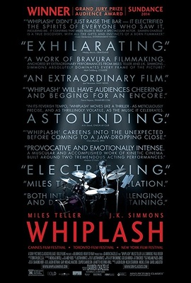 نقد فیلم شلاق, Whiplash, Drama + Drum = Whiplash