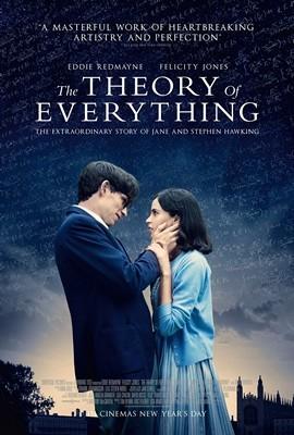 پوستر فیلم تئوری همه چیز