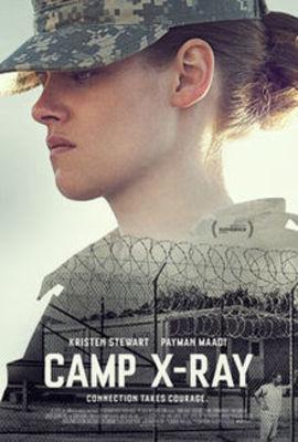 "پوستر فیلم ""Camp X-Ray (کمپ اشعه ایکس)"""