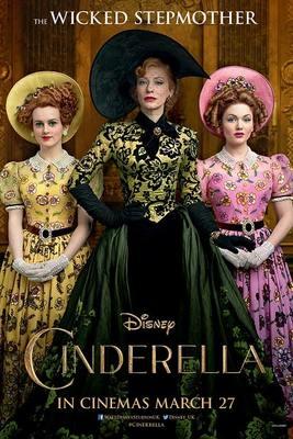 پوستر فیلم سیندرلا