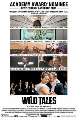 فیلم wild tales (قصه های وحشی)