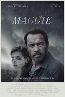 پوستر فیلم مگی Maggie