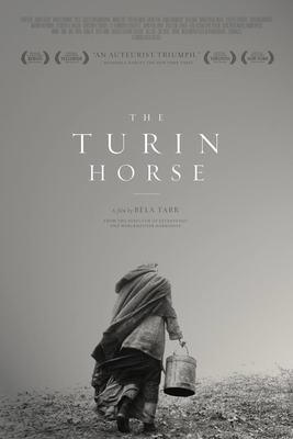 پوستر فیلم اسب تورین The Turin Horse
