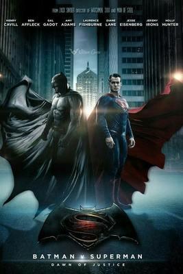 پوستر فیلم بتمن علیه سوپرمن: طلوع عدالت