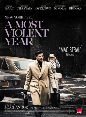 یادداشتی بر فیلم یک سال بسیار خشن, A Most Violent Year, لذت تماشای یک فیلم کلاسیک جدید!