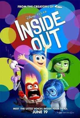 نقد فیلم وارونه, Inside out, نصیحتی کودکانه برای آدم بزرگ ها