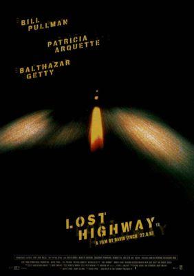 پوستر فیلم بزرگراه گمشده