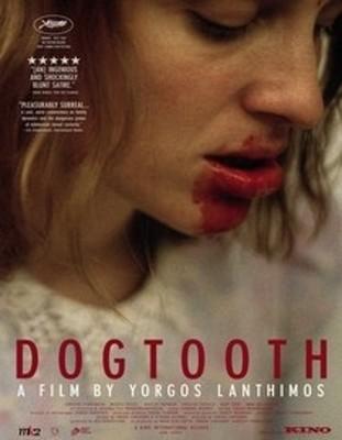 نقد فیلم دندان نیش, dog tooth, خانه دیکتاتور