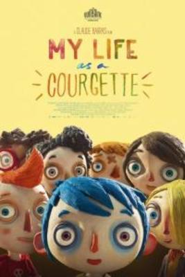 پوستر فیلم زندگی من به عنوان یک کدو