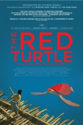 پوستر فیلم لاک پشت قرمز