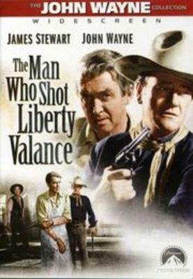 پوستر فیلم مردی که لیبرتی والانس را کشت