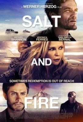 پوستر فیلم نمک و آتش