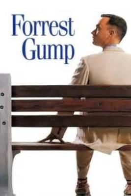 نقد فیلم فارست گامپ, Forrest Gump, فارست گامپ، ساده ،سریع،کوشا.عقب مانده ای که عاقلترین است.