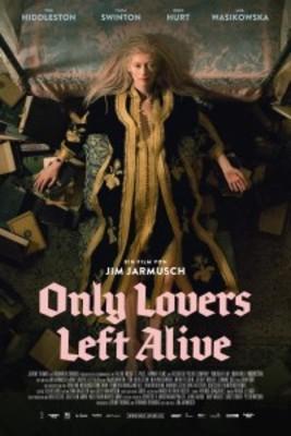 فیلم فقط عاشق ها زنده میمانند
