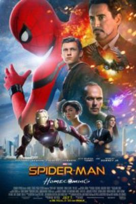 پوستر فیلم مرد عنکبوتی: بازگشت به خانه