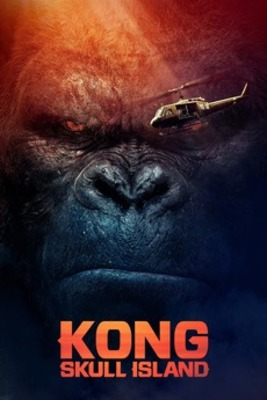 پوستر فیلم کونگ: جزیره جمجمه