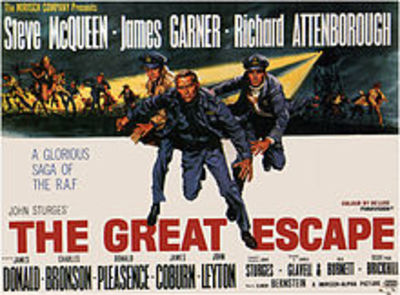 پوستر فیلم فرار بزرگ