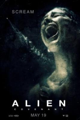 پوستر فیلم بیگانه: پیمان