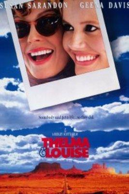 نقد فیلم تلما و لوییس, thelma and louise, سلام من لوییس هستم!