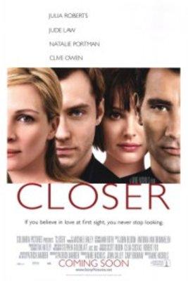 نقد فیلم نزدیکتر, Closer, خاکسپاری یک عشق