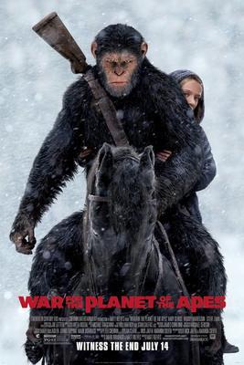 نقد فیلم جنگ سیاره میمون ها, war of the planet of the apes, انسان در برابر طبیعت