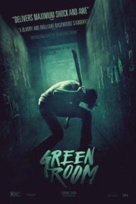 پوستر فیلم اتاق سبز
