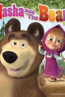 دانلود فیلم ماشا و خرس: یکی بود یکی نبود