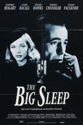 یادداشتی بر فیلم خواب بزرگ, The big sleep, خواب گران!