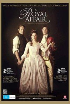 پوستر فیلم یک رابطه سلطنتی