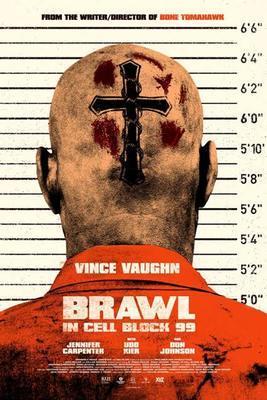 پوستر فیلم شورش در سلول 99