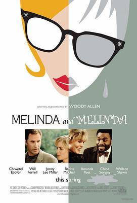 نقد فیلم ملیندا و ملیندا, melinda and melinda, معلق بین کمدی و تراژدی