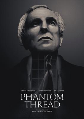 نقد فیلم رشته خیال, Phantom Thread, جنون بیجواب عشق