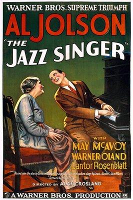 پوستر فیلم خواننده جاز