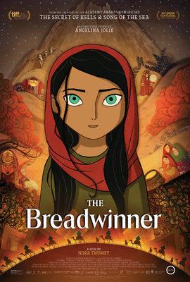 نقد فیلم نان آور, The Breadwinner, دختری به نام پروانه
