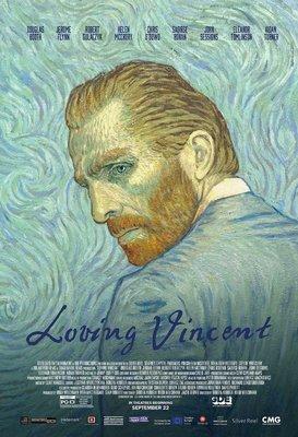 نقد فیلم وینسنت دوست داشتنی, Loving Vincent, لحظه های شور انگیز یک نقاش