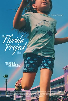 نقد فیلم پروژه فلوریدا, The Florida Project, روایتی نو در میان کلیشه ها