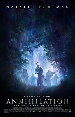 نقد فیلم نابودی, Annihilation, تریلر اسرارآمیز گارلند و درخشش ناتالی پورتمن
