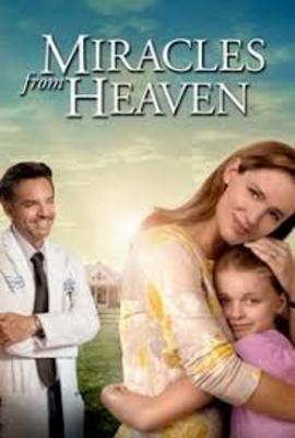 پوستر فیلم معجزه هایی از بهشت