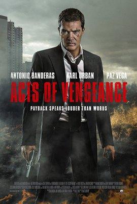 پوستر فیلم عمل انتقام
