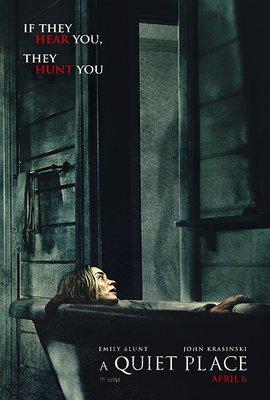 نقد فیلم یک مکان ساکت, A Quiet Place, فیلمی مهیج، واقعا ترسناک و با نکاتی کاملا مفهومی