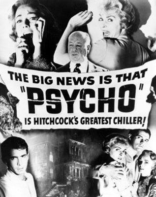نقد فیلم روانی, Psycho, تجلی ترس ها