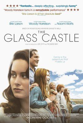 نقد فیلم قلعه شیشه ای, The Glass Castle, راهی به سوی رهایی