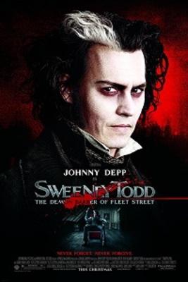 پوستر فیلم سویینی تاد: آرایشگر شیطانی خیابان فلیت