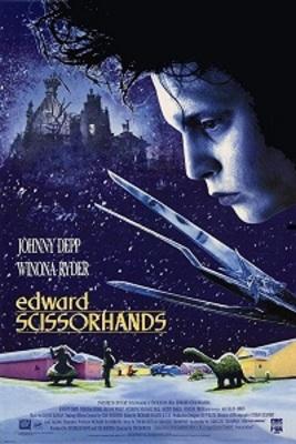 پوستر فیلم ادوارد دست قیچی