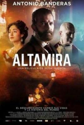 پوستر فیلم آلتامیرا
