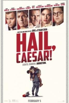 پوستر فیلم درود بر سزار!