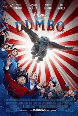پوستر فیلم دامبو