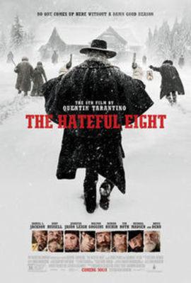 پوستر فیلم هشت نفرت انگیز